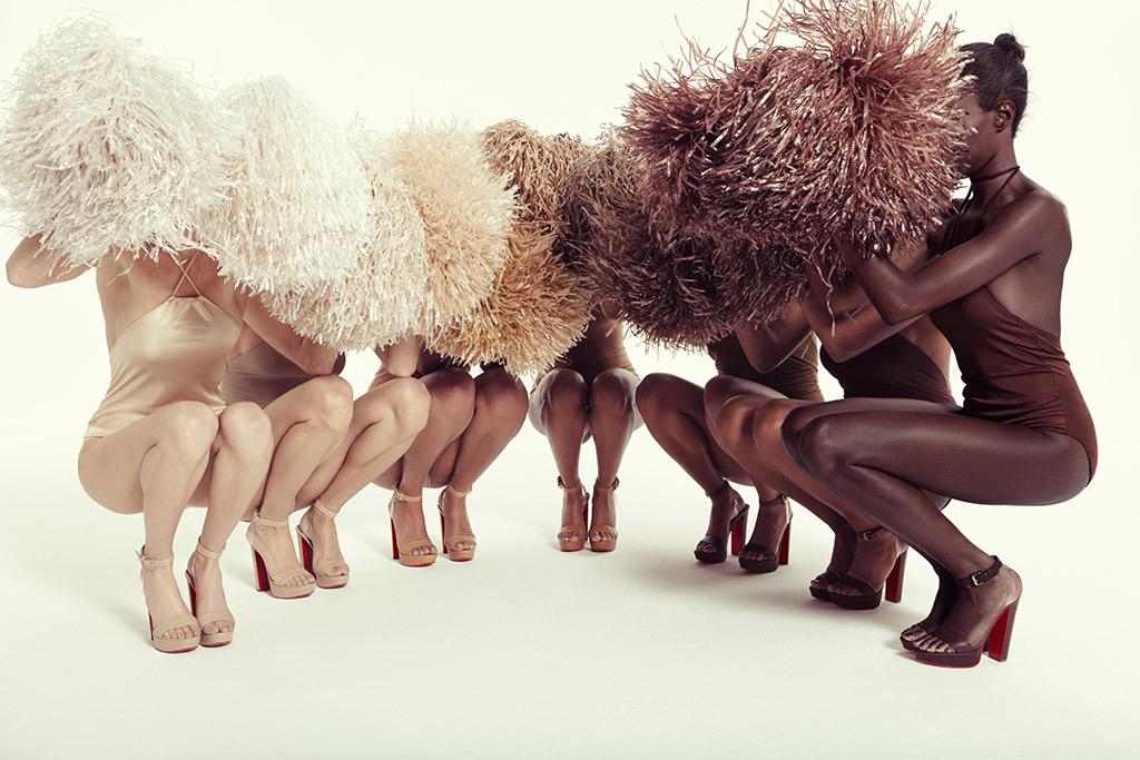 Louboutin Nudes Collection Adds Two New Styles