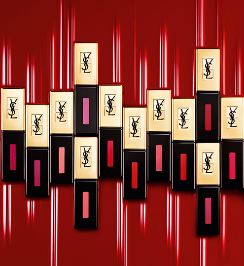 YSL Beauté Relaunches Liquid Lipstick with New Shades