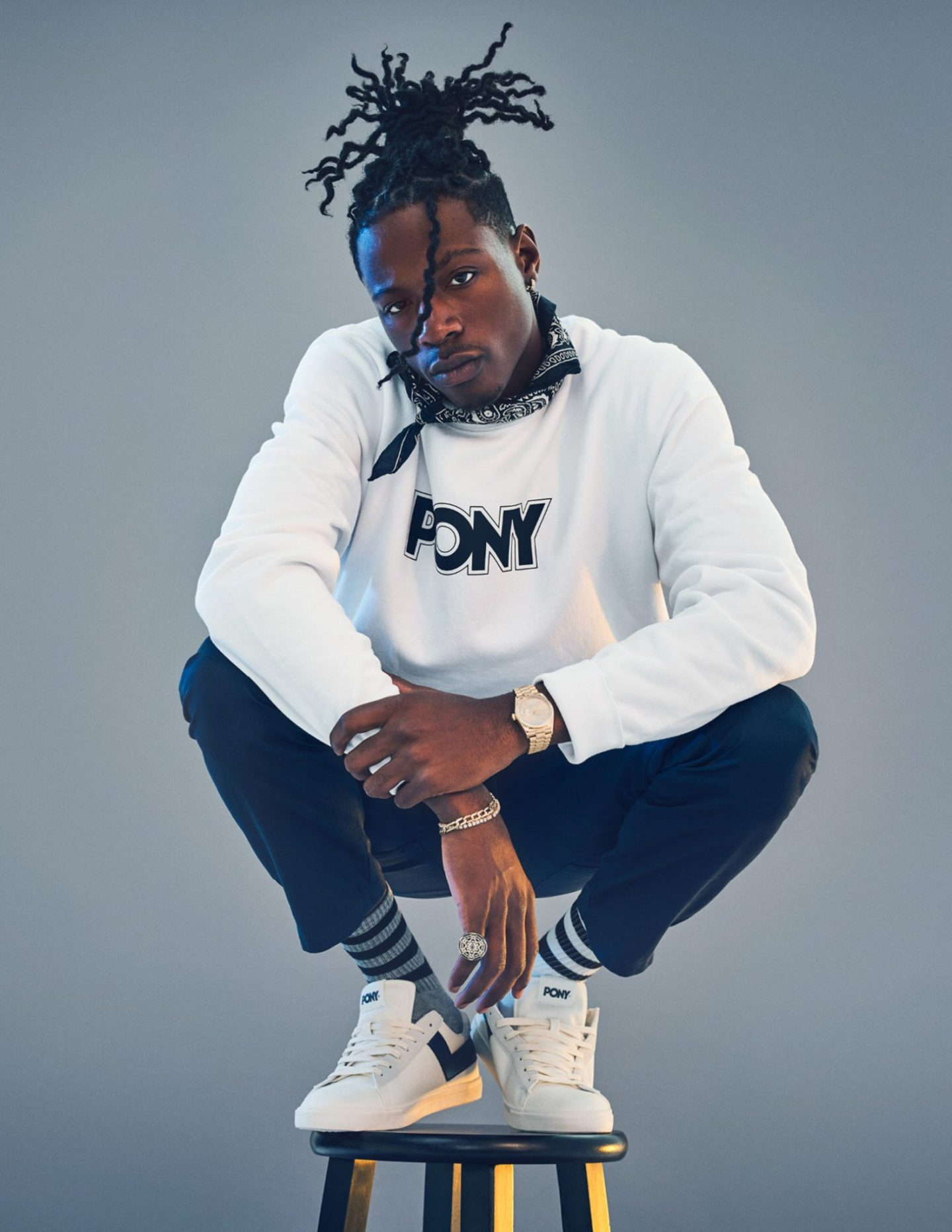 Can Joey Bada$$ Bring PONY Back to Life?