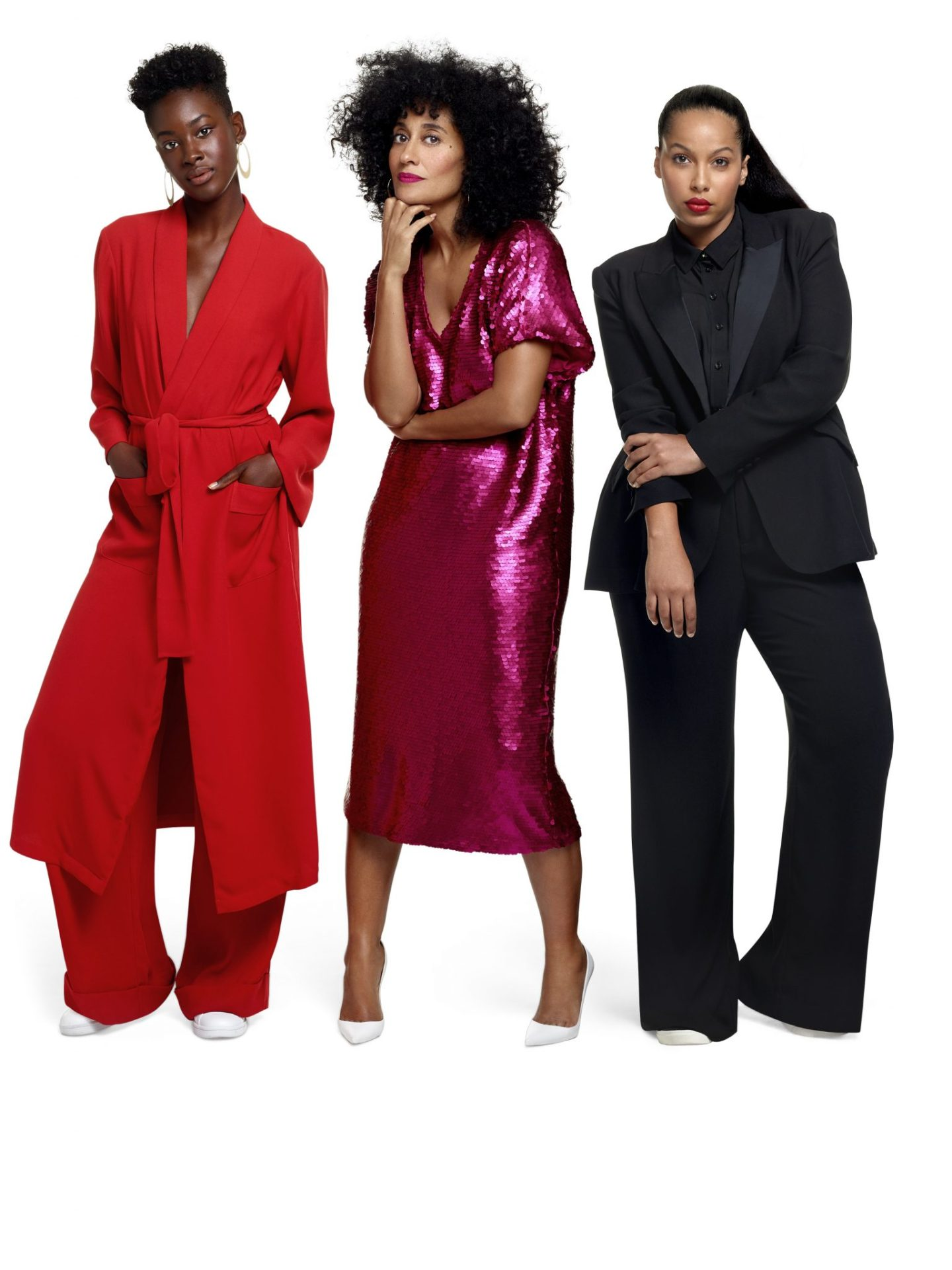 Tracee Ellis Ross X JCPenney for Exclusive Holiday Collection!