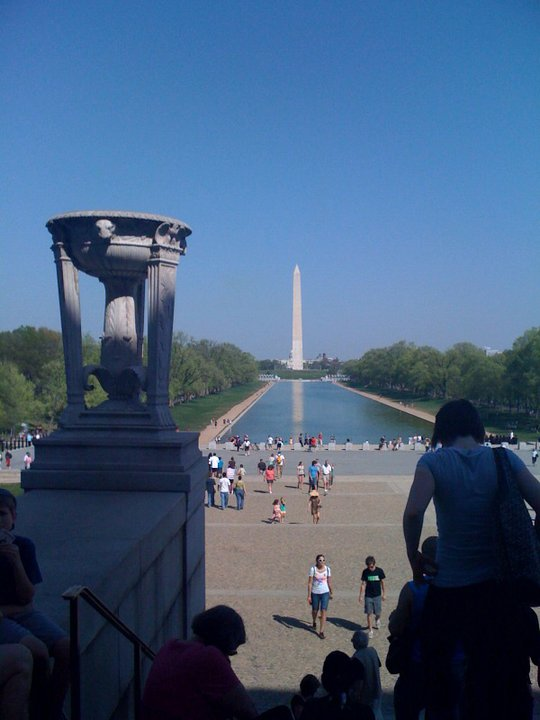 Exploring D.C. with Forrest Gump? #MyTownInMovies