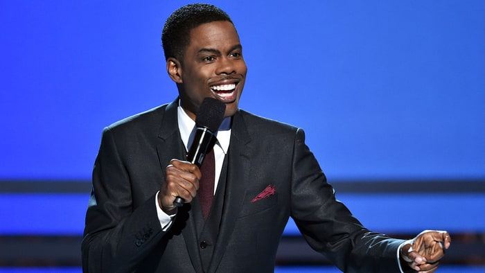 Spend Valentine's Day with Chris Rock on Netflix