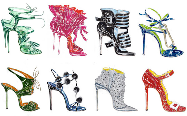 Manolo Blahnik: The Art of Shoes Now Open in Toronto