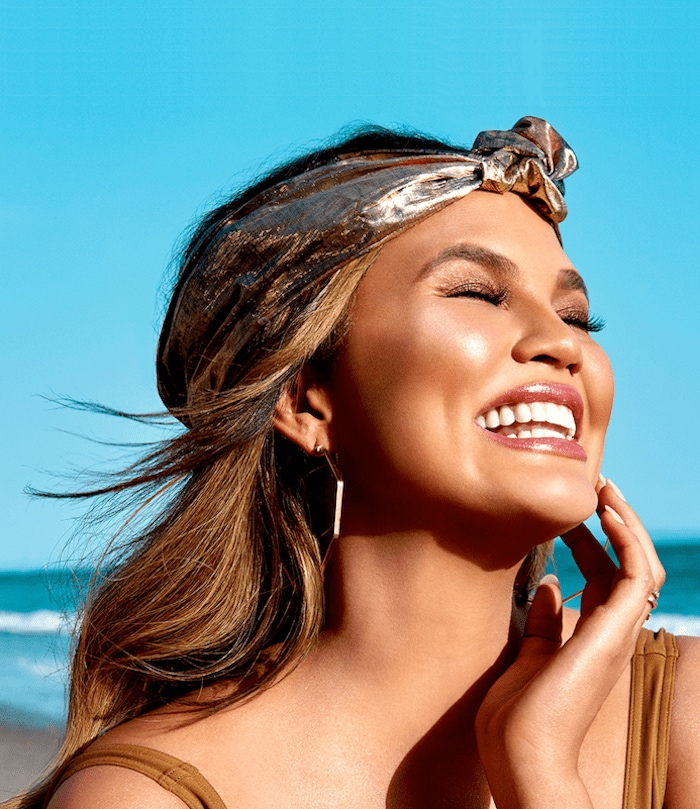 BECCA X Chrissy Teigen Endless Summer Glow Collection Out Now