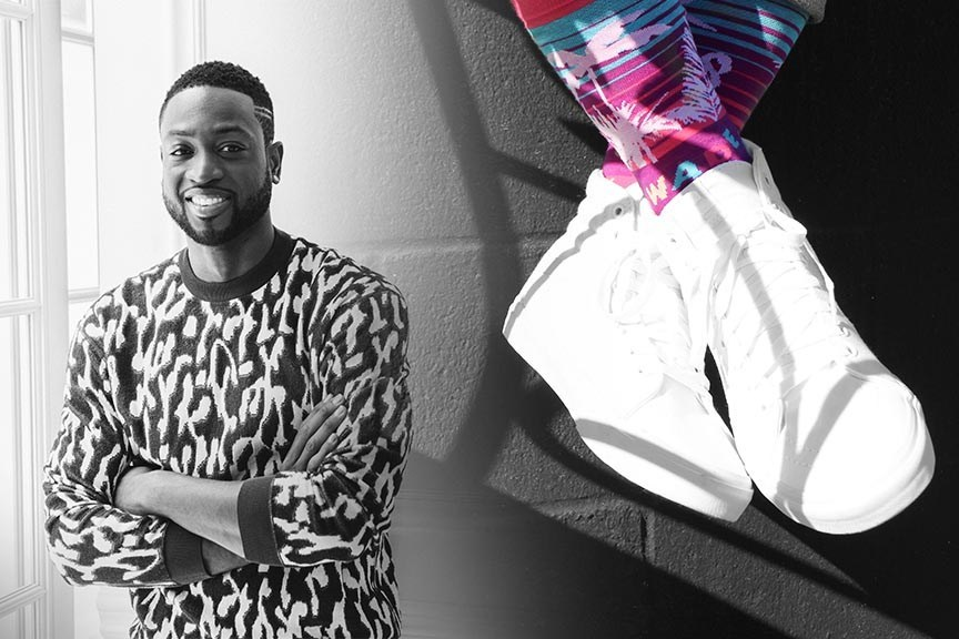Dwyane Wade's PKWY Brand Launches  its First Capsule Collection