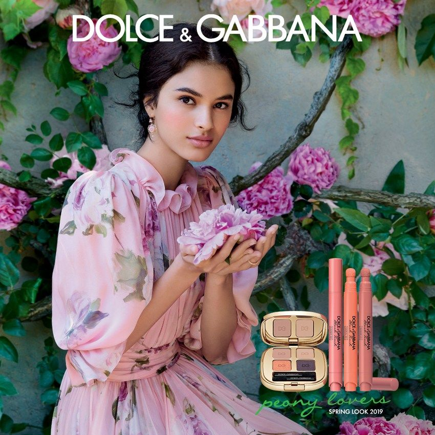 Dolce&Gabbana Peony Inspired for Spring