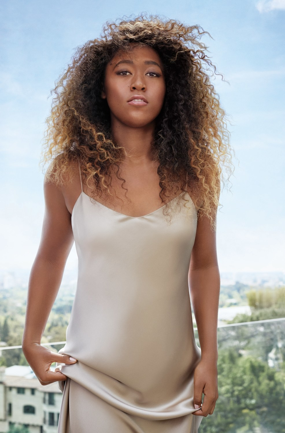 Tennis Champion Naomi Osaka Joins bareMinerals Team