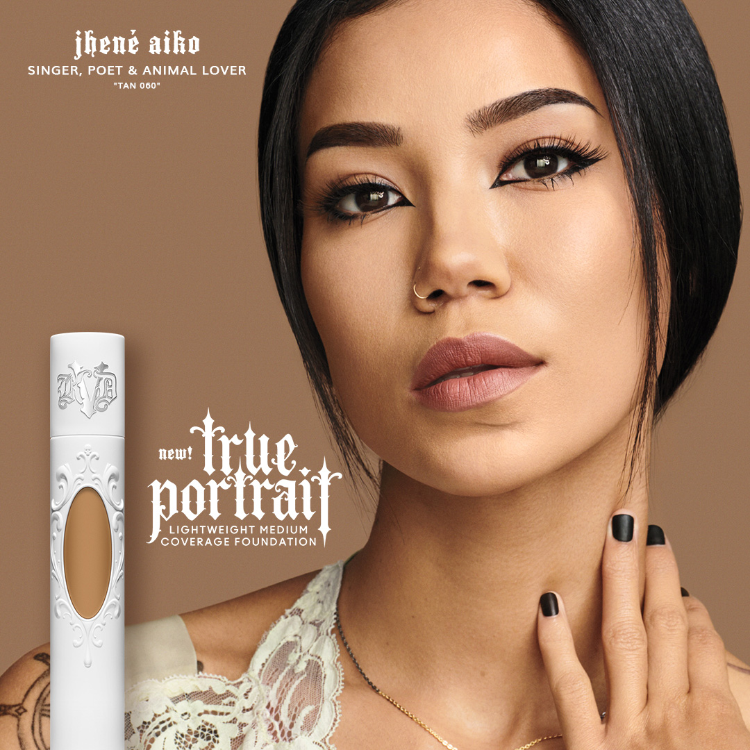 Kat Von D Launches New Foundation with Singer Jhené Aiko