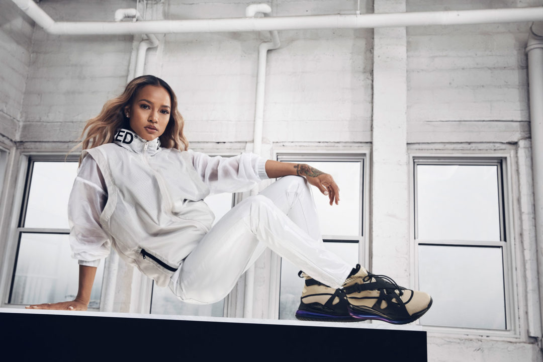 Karrueche Teams with Jordan Brand