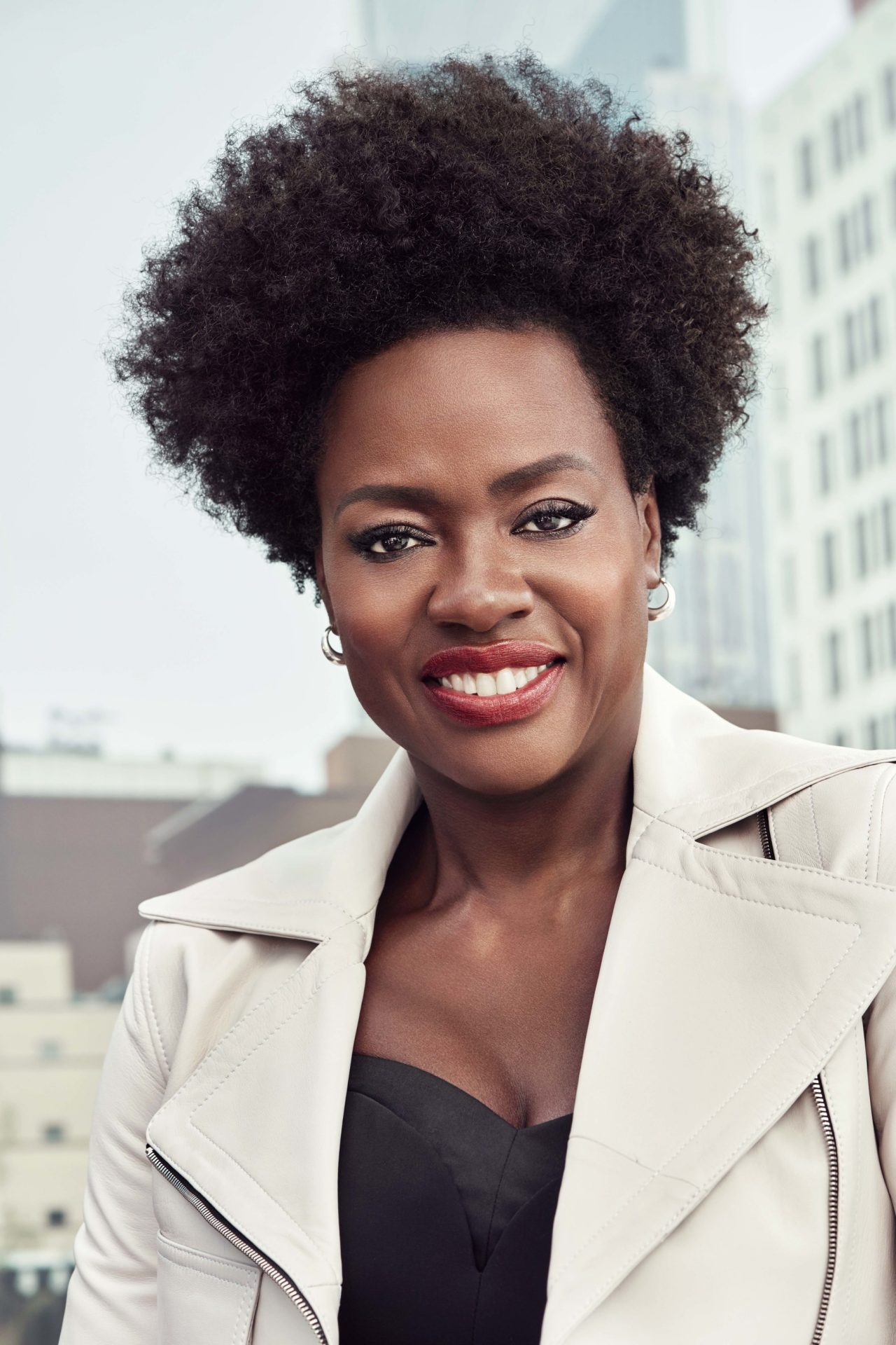 Viola Davis Newest L'Oréal Paris International Spokesperson