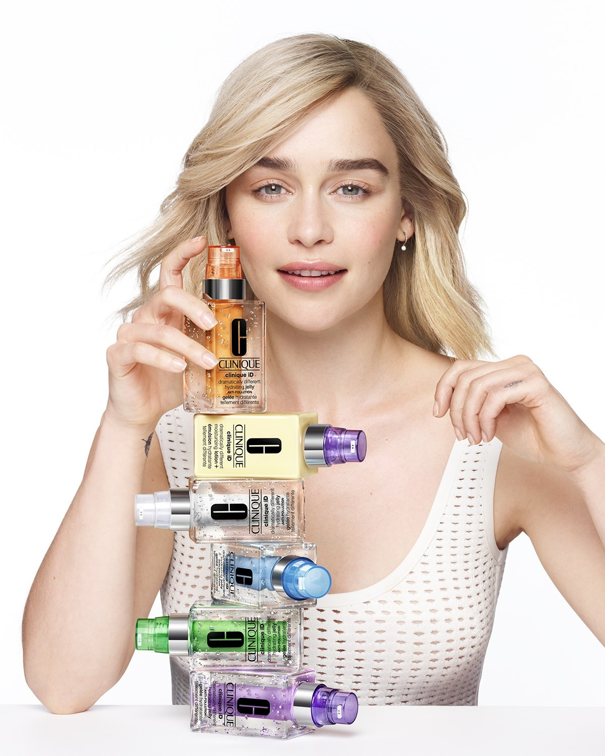 Emilia Clarke Named First Global Ambassador for Clinique