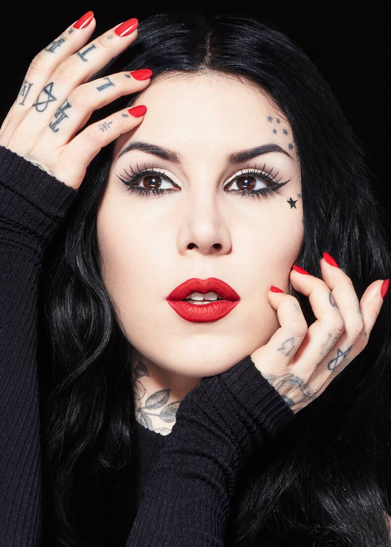 Kat Von D Cuts Ties with  Brand — Now KVD Vegan Beauty