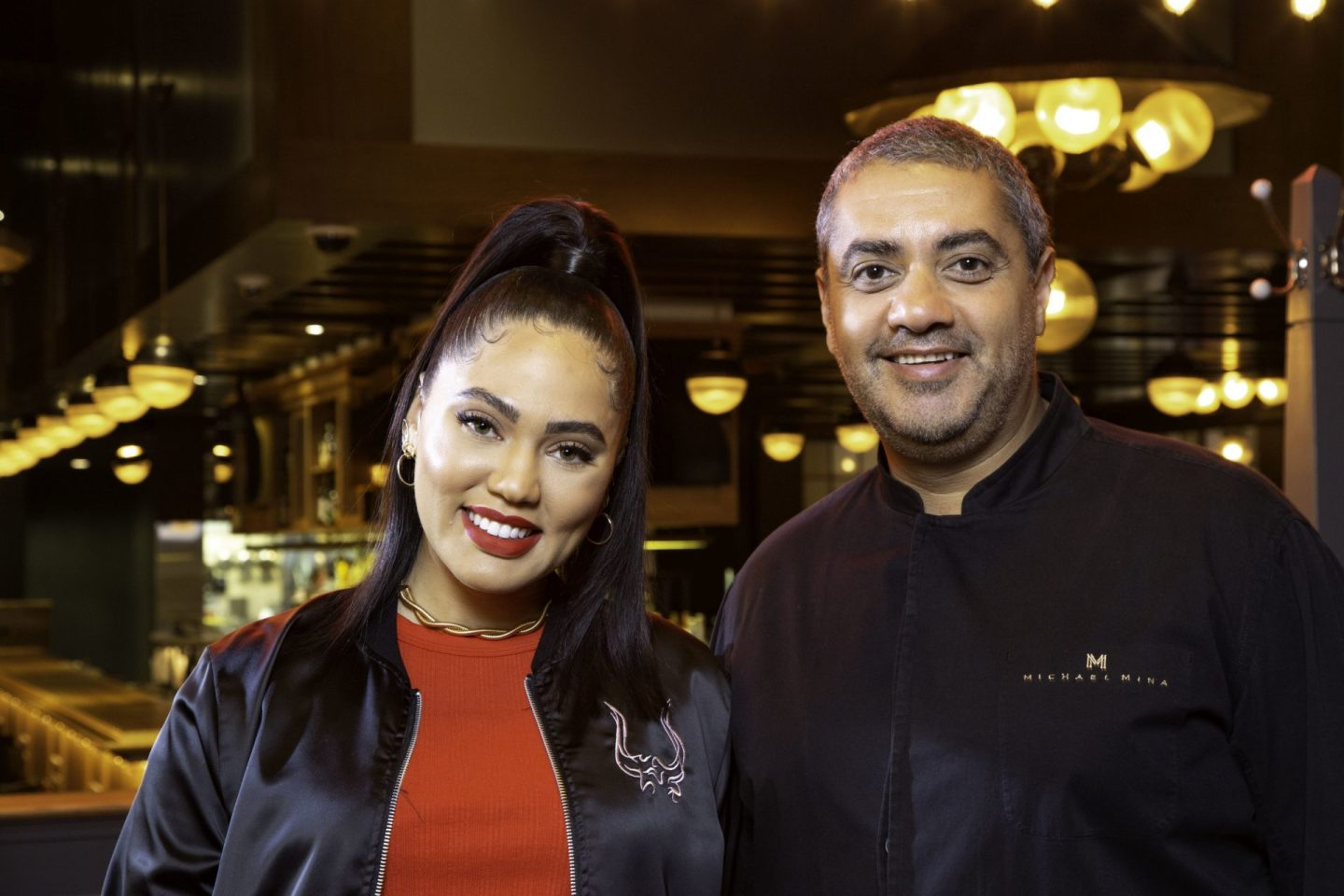 Ayesha Curry Opens 'International Smoke' Las Vegas