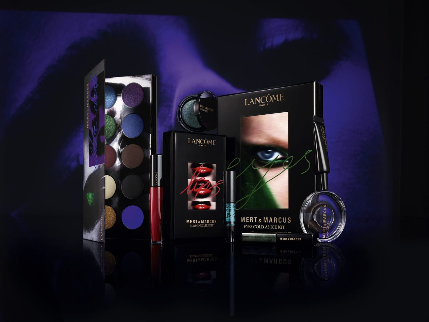 Lancôme Collabs with Mert & Marcus for New Makeup Collection