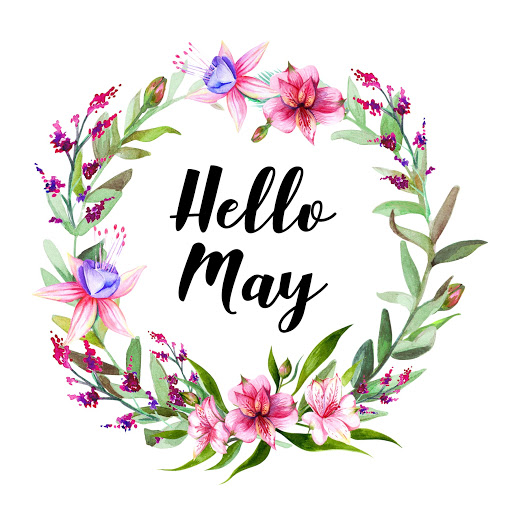 Hello May! & The Biggest Month Yet