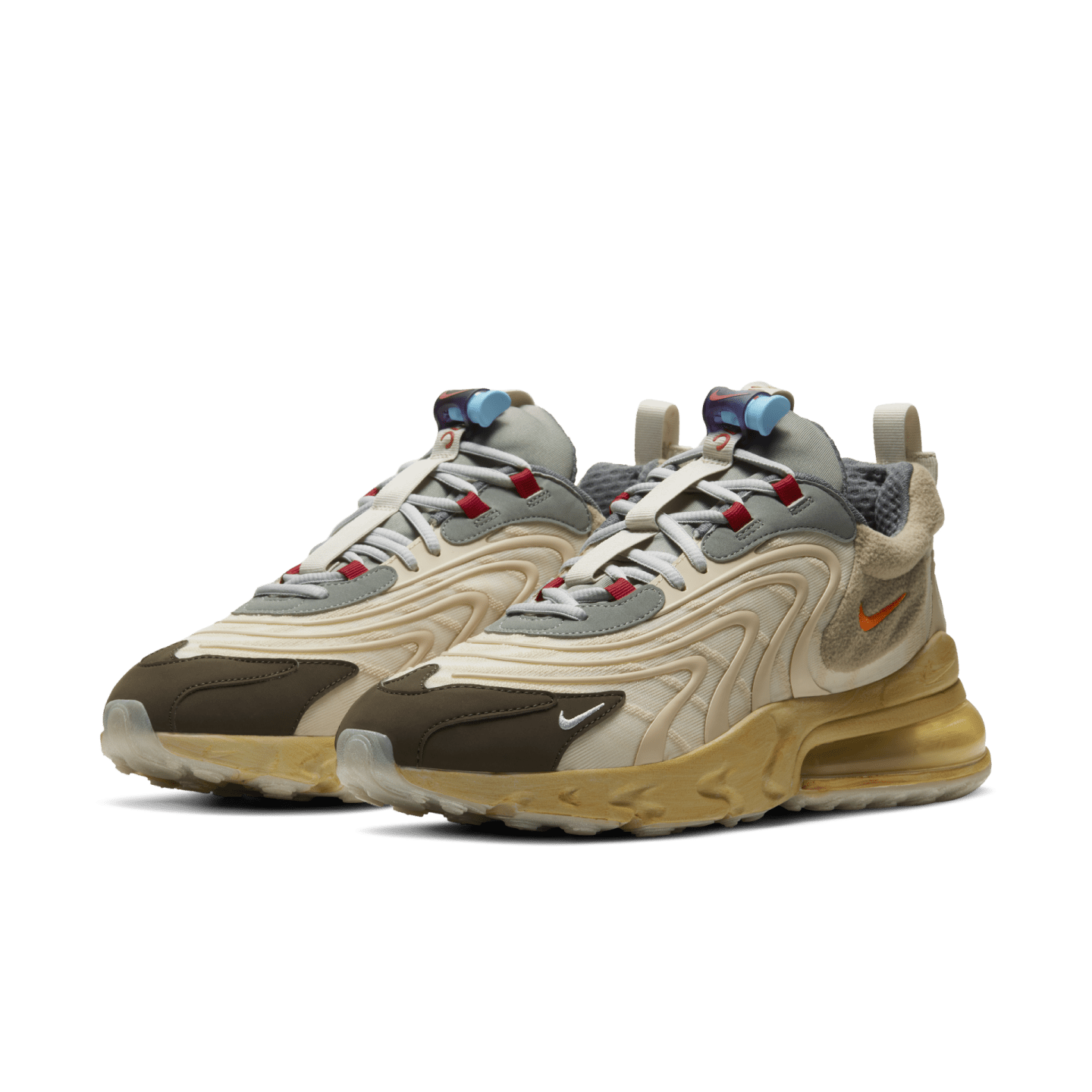 "Nike x Travis Scott Air Max 270 ""Cactus Trails"" Out Now"