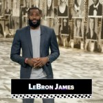 LeBron James Teams with Coach for More Than A Vote