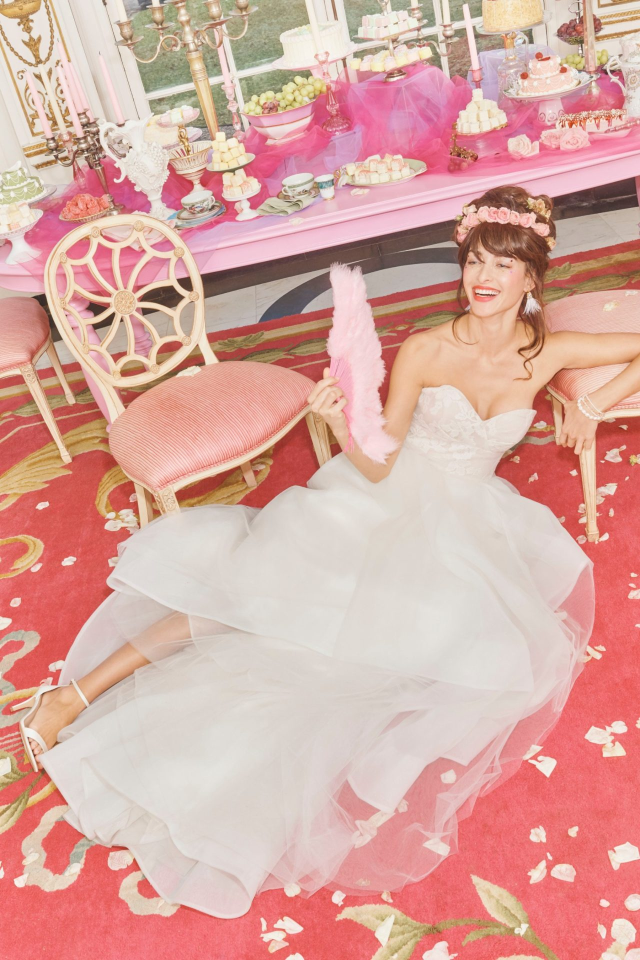 Anthropologie Launches New Wedding Collection