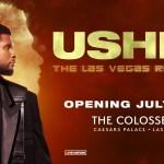 Usher Announces Las Vegas Residency At Caesars Palace