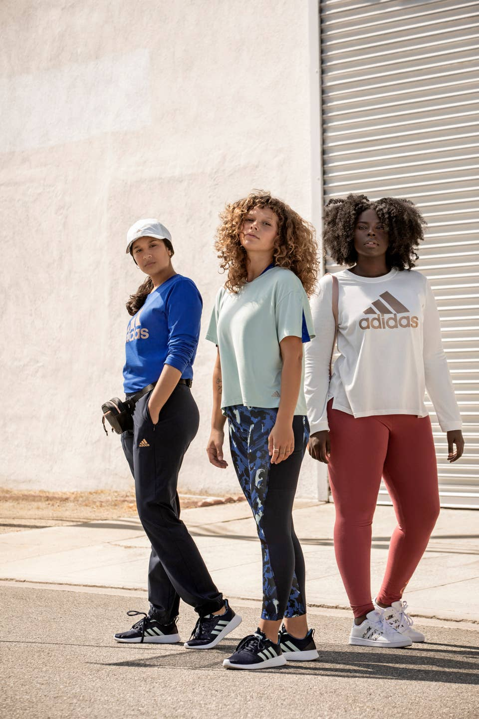 Zoe Saldana x adidas Collection Coming to Kohl's