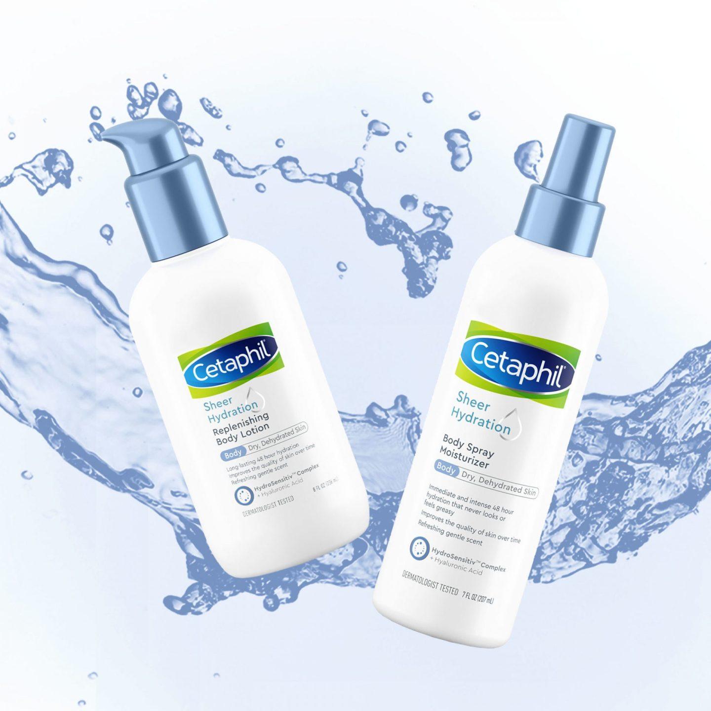 Cetaphil Unveils New Premium Hydration Line