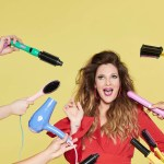 Drew Barrymore Launches Exclusive New Line Of Hair Tools