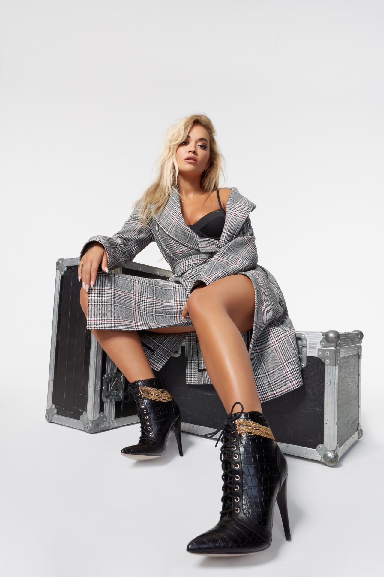 Rita Ora Drops New Shoe Collab With ShoeDazzle