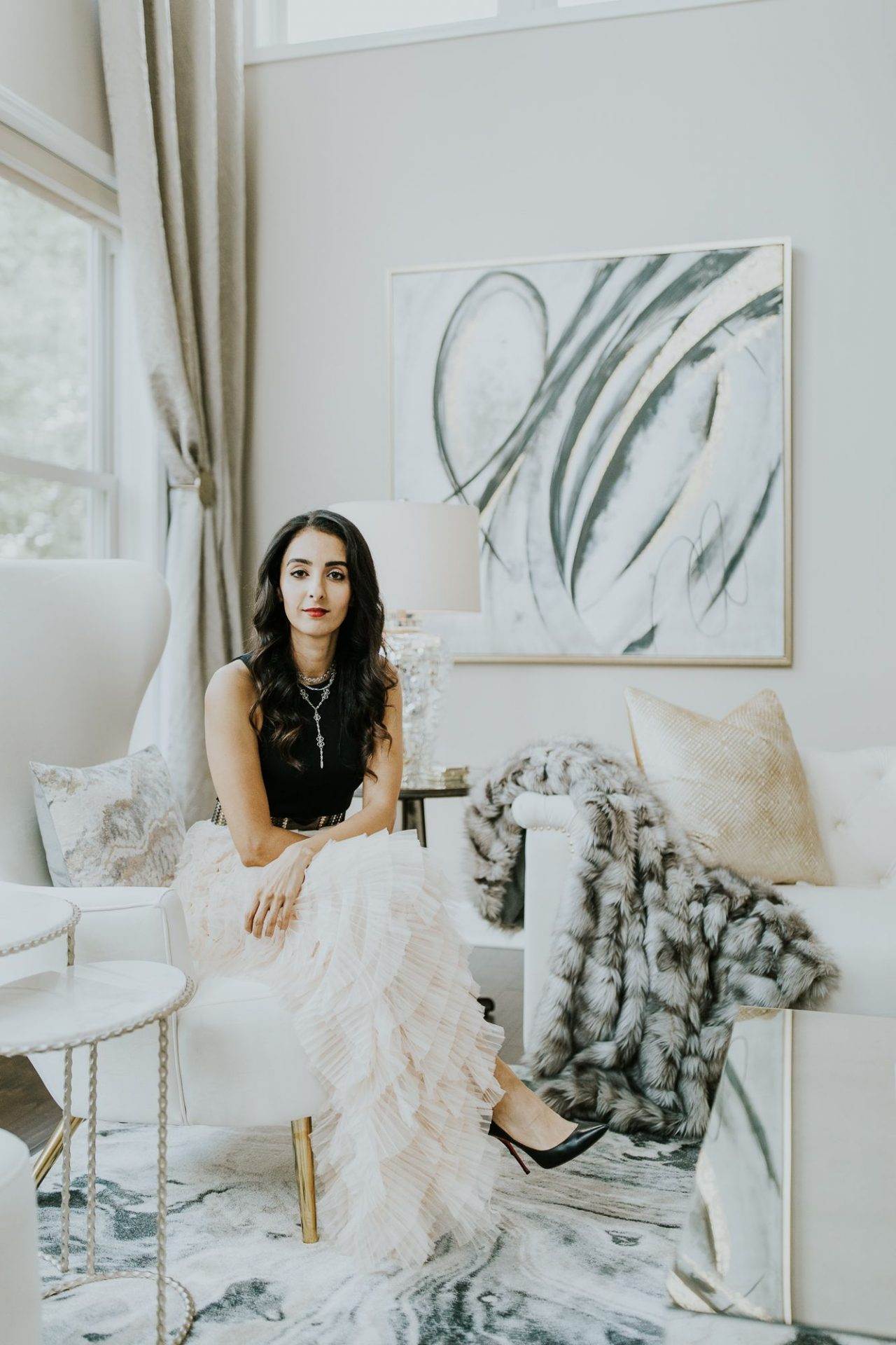 Value City Furniture  Partners with Design Star Farah Merhi