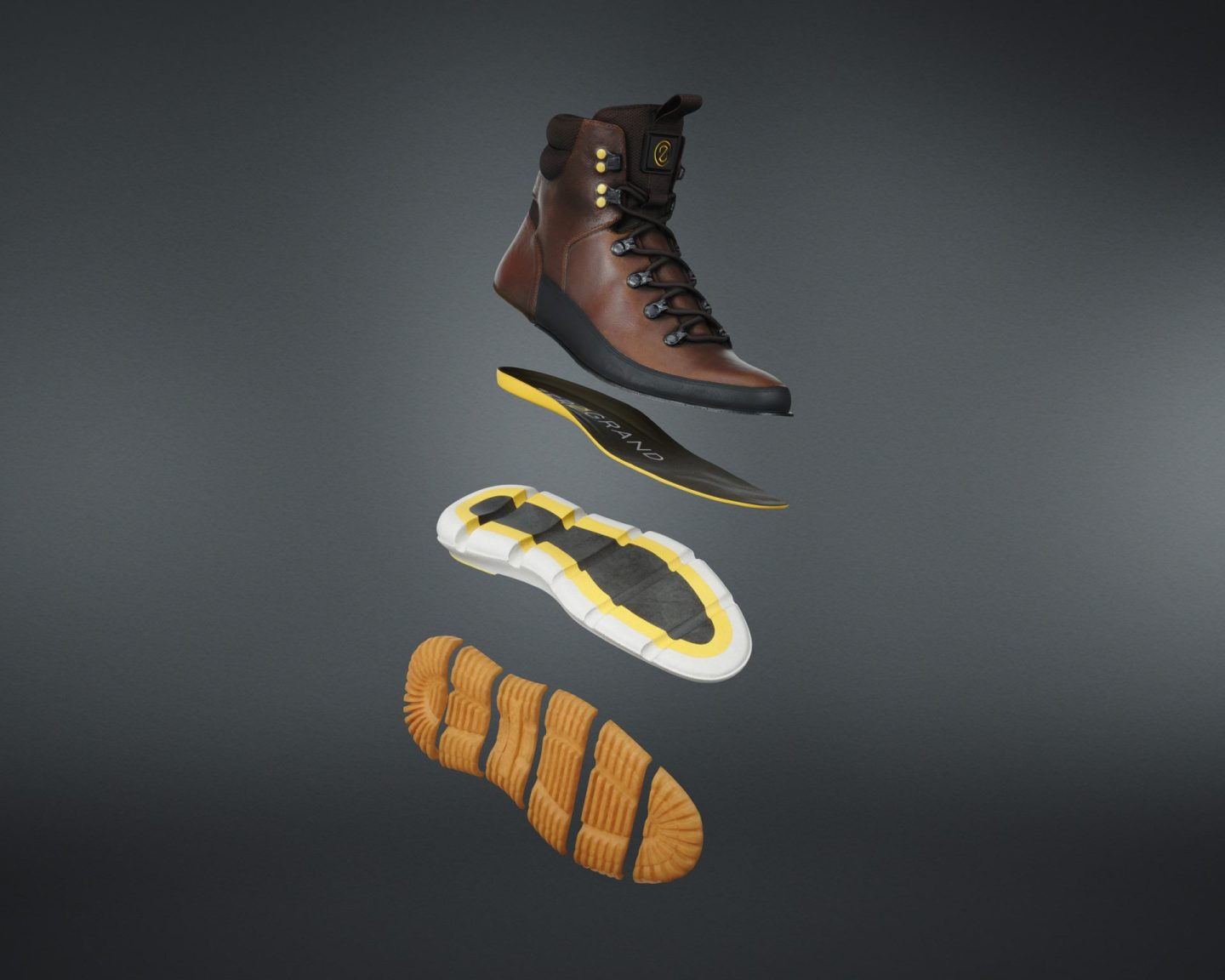 Cole Haan Introduces Advanced Urban Hiker Boot
