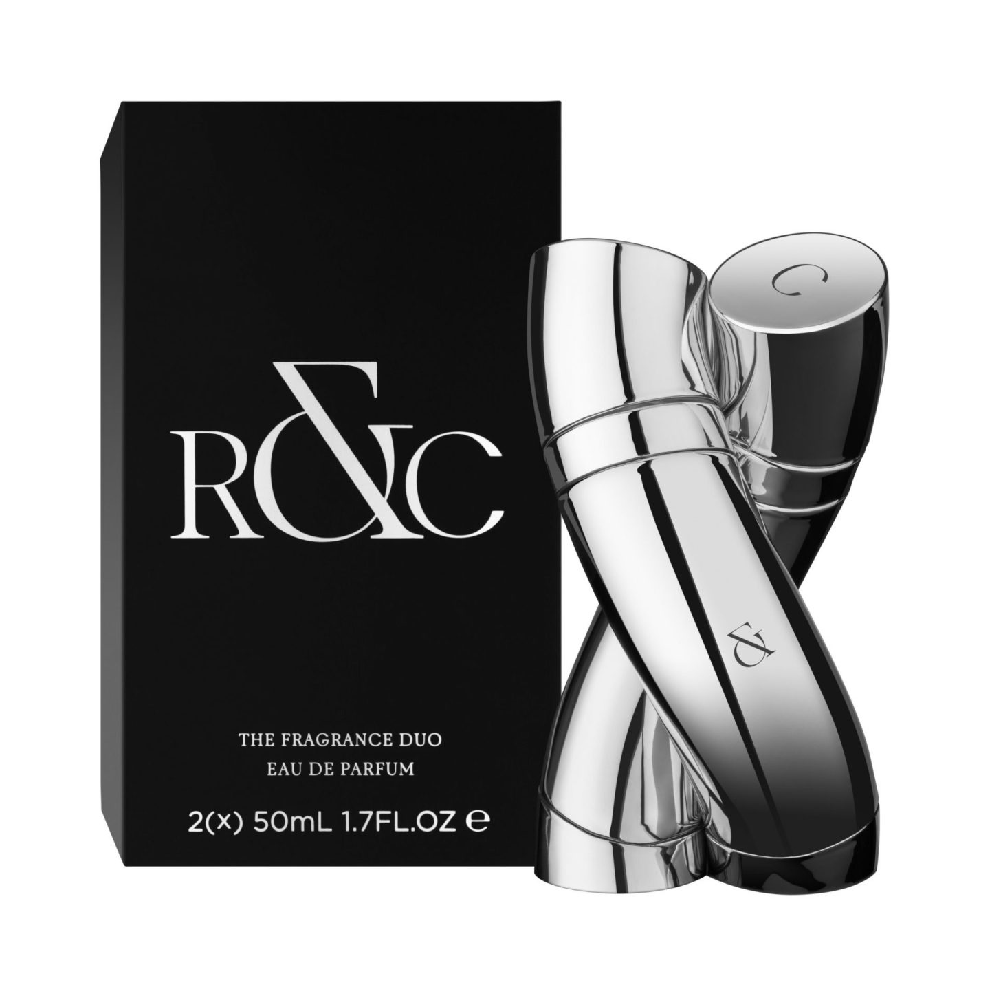 Russell Wilson & Ciara Launch R&C The Fragrance Duo
