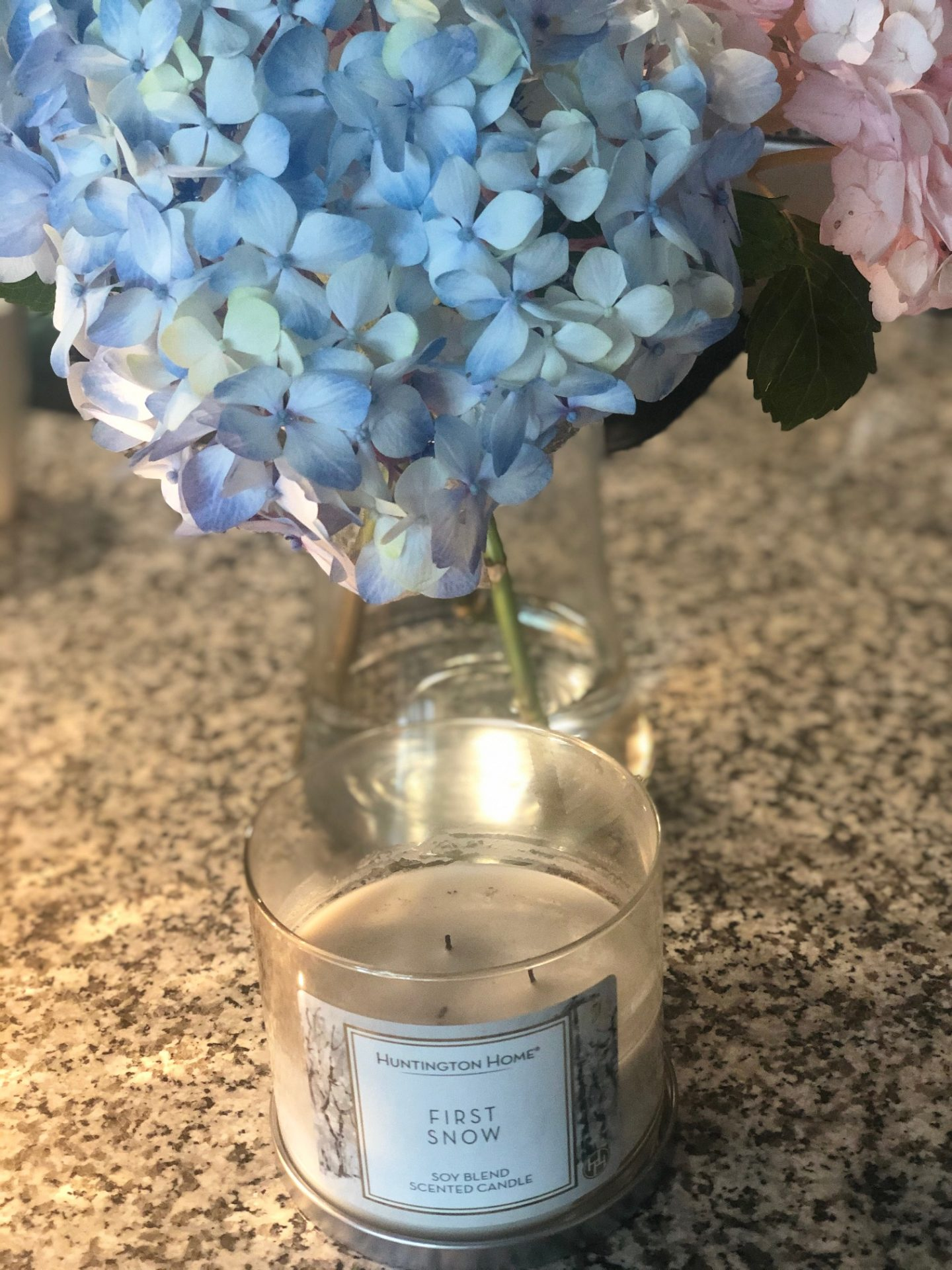 Huntington Home Candle