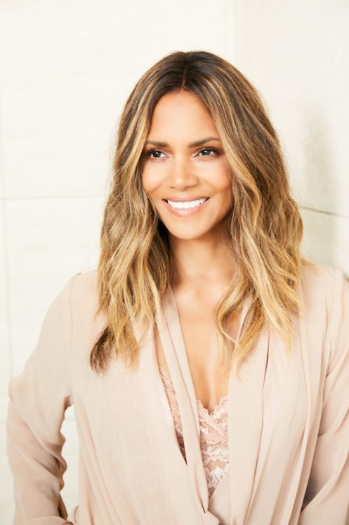 Halle Berry Partners with Finishing Touch Flawless Brand