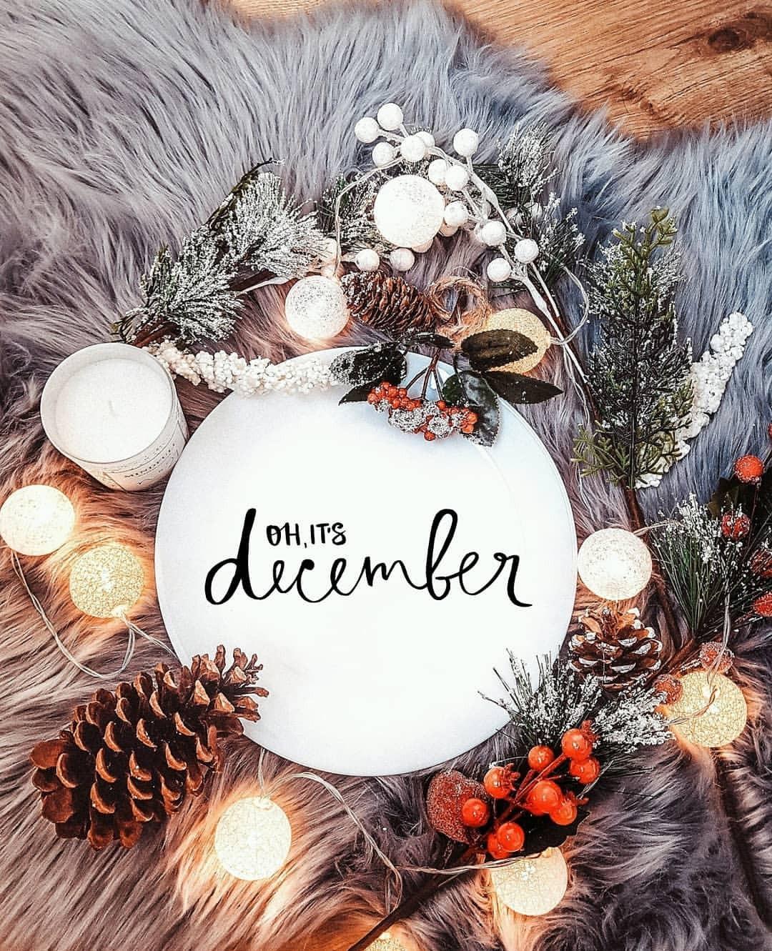 Hello December + 10 Quotes of Faith