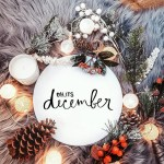 Hello December + 10 Quotes of Faith