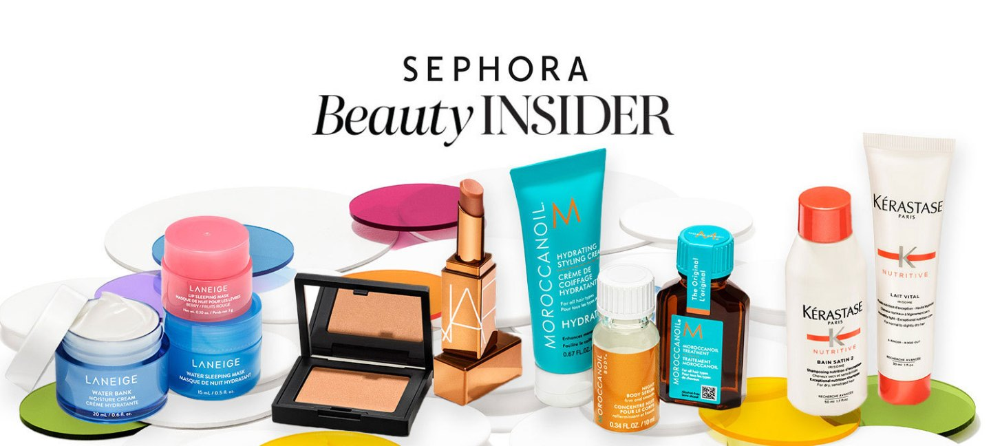 Sephora Launches New Beauty Insider Birthday Gifts