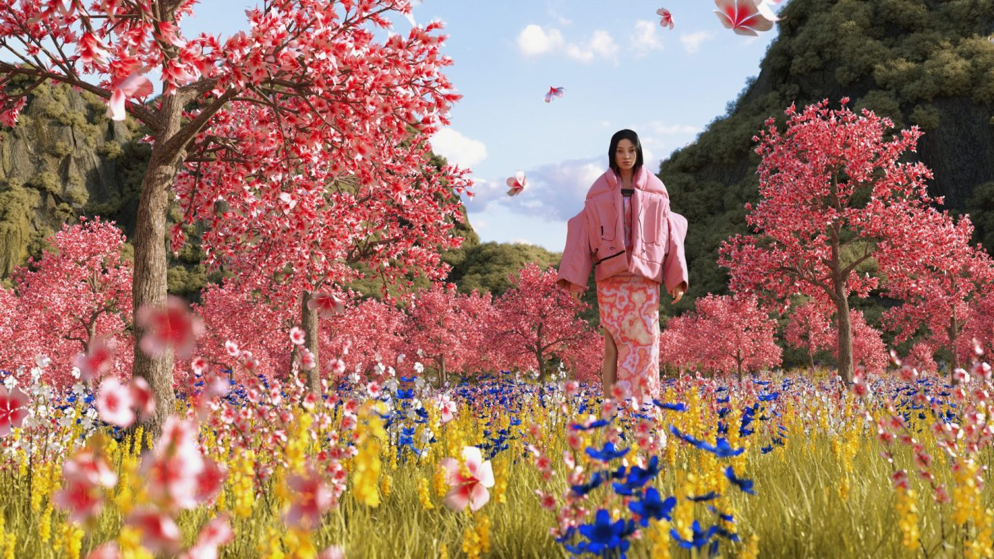 Canada Goose Launches Spring Capsule Collection with Designer Angel Chen