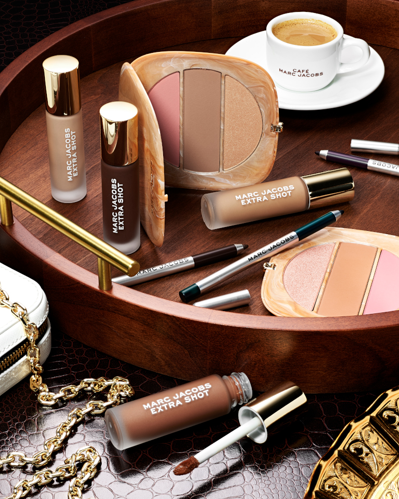 Marc Jacobs Beauty Launches Coffee Inspired Collection