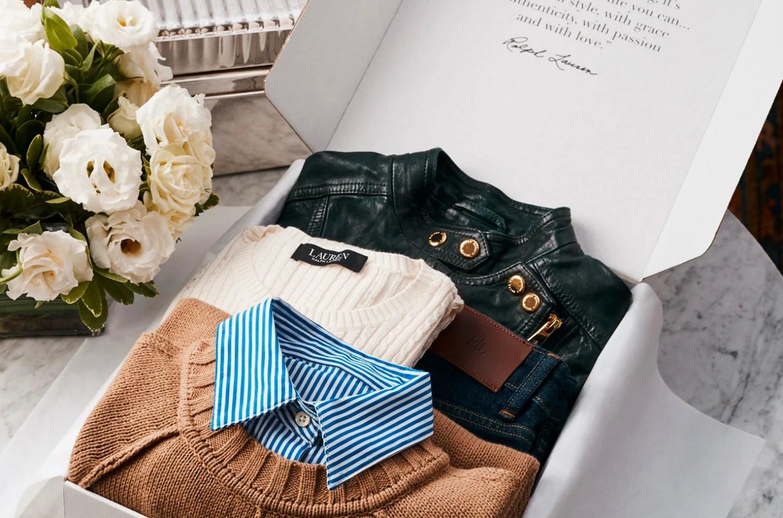 Ralph Lauren Introduces 'The Lauren Look' Subscription Box