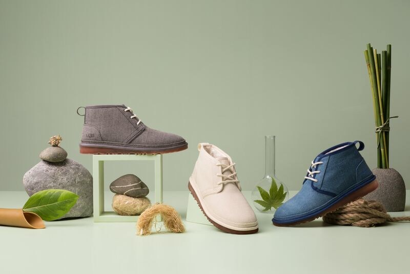 UGG Debuts Plant Power, A New Earth-Based Collection