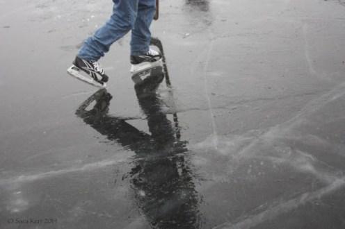 Skater reflection copy