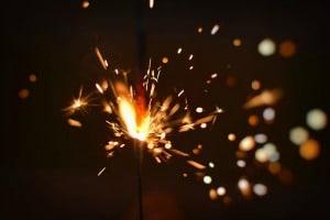 Sara Grillo - Sparkling Fireworks