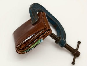 Sara Grillo - Wallet in clamp - get leads without money
