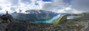 Beseggen_Jotunheimen_Nationalpark_Norway