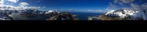 Gipfel, Volandstinden, Lofoten