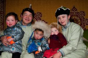 mongolischeFamilie