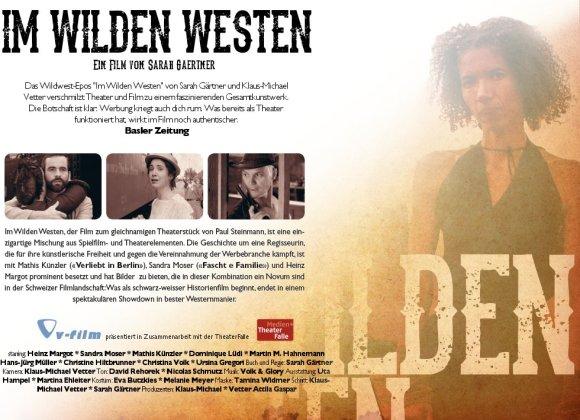 Im Wilden Westen - Official Site