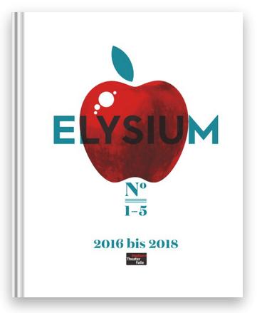 Elysium-Buchcover