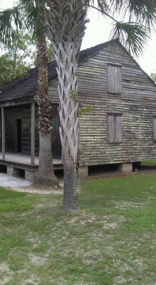 Whitney Plantation, slave cabin