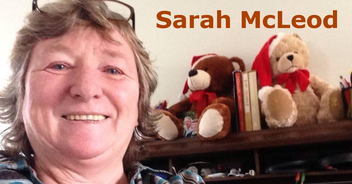 About Sarah McLeod