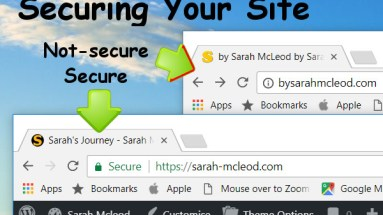 securing your sites